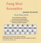 Feng Shui energy clearing by Jaroslav Kovaricek CDs