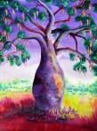 Tina Higgins Crystal Tree