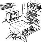 Bedroom EMF dangers
