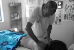 Chris Kershaw Deep tissue massage gold coast
