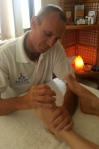 Chris Kershaw Reflexology