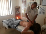 Christopher Kershaw Massage therapist