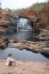 Roseline Deleu, Edith Falls NT Australia