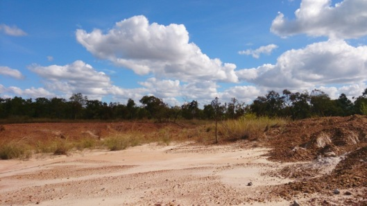 Earth tones in Borroloola, NT, australia
