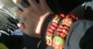Aboriginal australian bracelets