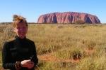 Roseline Deleu Uluru