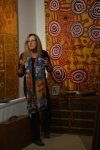 Roseline and aboriginal art xs