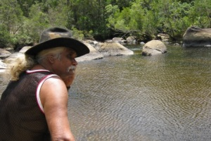 CJ Fisher, Kuku Yalanji Elder, Dreamtime trails